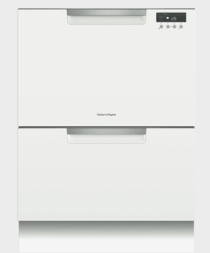 Fisher & Paykel 60cm Double Dishdrawer