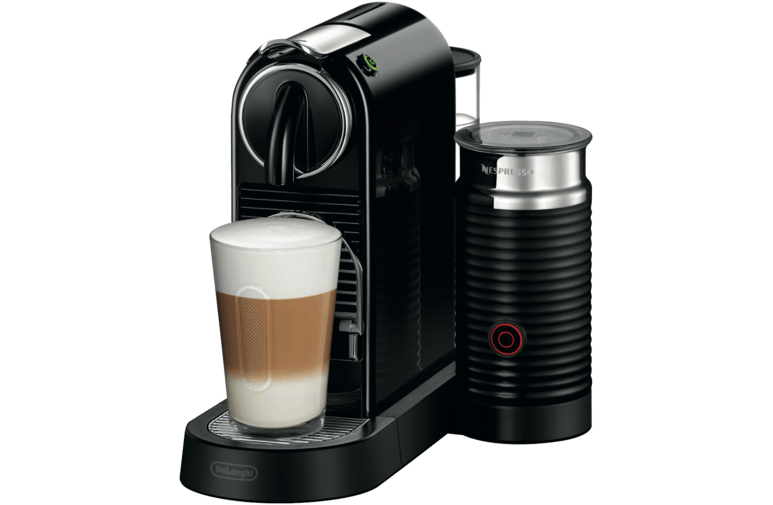 Nespresso DeLonghi Citiz & Milk Capsule Machine
