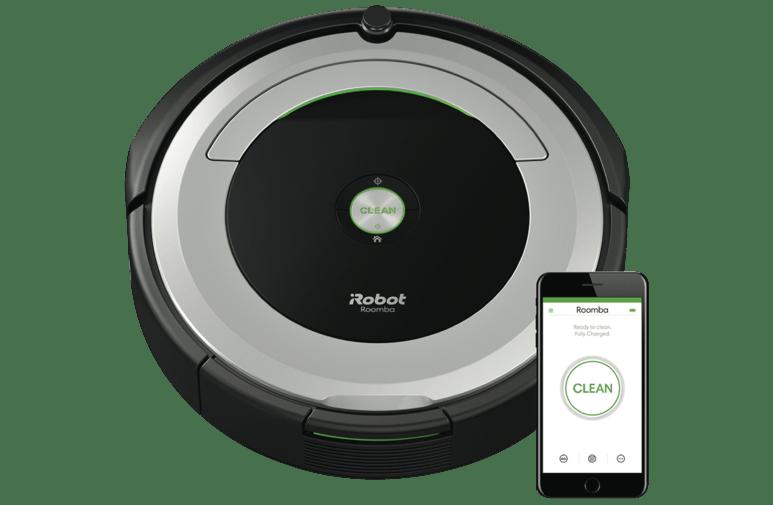 iRobot Roomba 690 Robot Vacuum WiFi Enabled