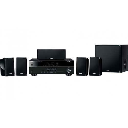 Yamaha 5.1 Channel Home Theatre Pack