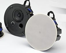 FreeSpace  flush mount loudspeaker - Black
