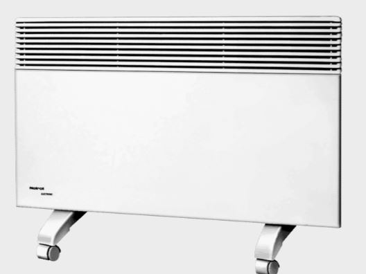 DeLonghi 1500W Dragon 4 Oil Column Heater with timer