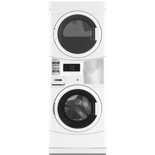 MAYTAG (2 x 9kg) Stacked Electric Heat Washer / Dryer