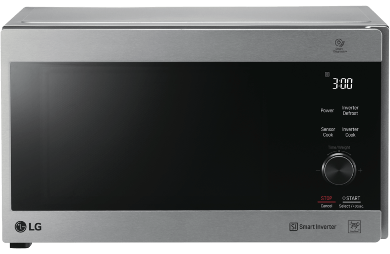 42L 1200W Stainless Steel Microwave