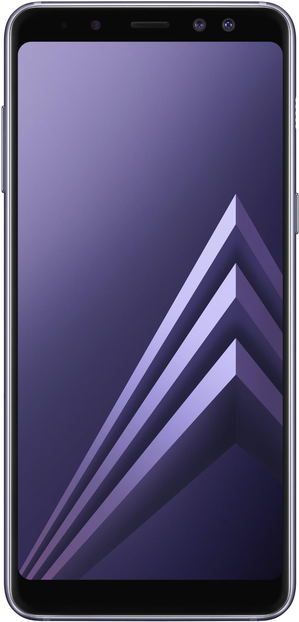 Galaxy A8 32gb Orchid Grey