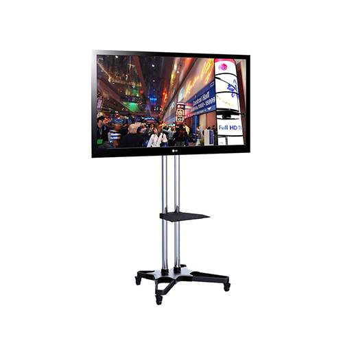 Heavy Duty Mobile TV Trolley 37-70