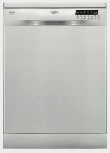 Smeg 60cm Underbench Dishwasher 5 WELS 3.5 Energy S/S