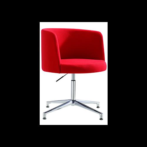 Hula Adjustable Fabric Casual Chair