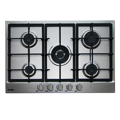 Omega 75cm Gas Cooktop