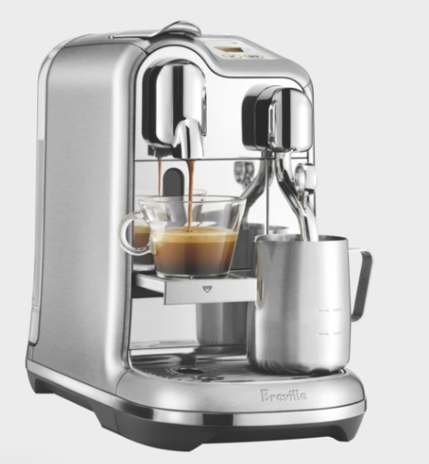 Nespresso The Creatista Pro Capsule Coffee Machin