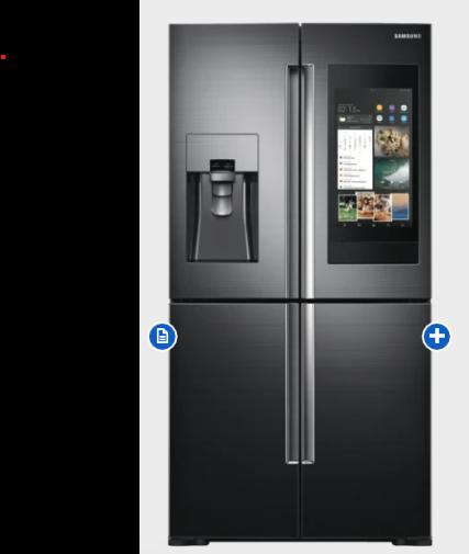 Samsung 825L Family Hub Refrigerator