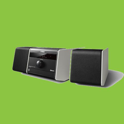 Yamaha White Micro System