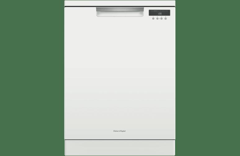 Fisher & Paykel 60cm White Dishwasher