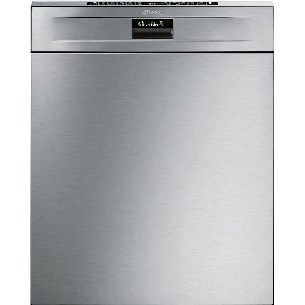 Smeg Stainless Steel Freestanding Dishwasher