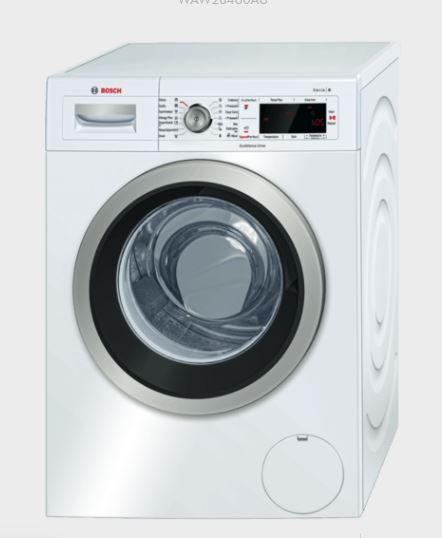 Bosch 8kg Front Load Washer