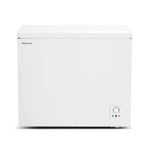 Hisense 205L Chest Freezer White