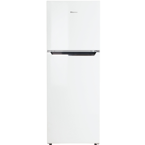 Hisense 230L Top Mount Fridge White
