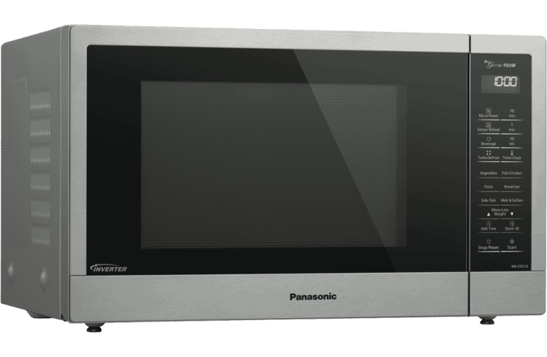 Panasonic 32L Stainless Steel Inverter Microwave