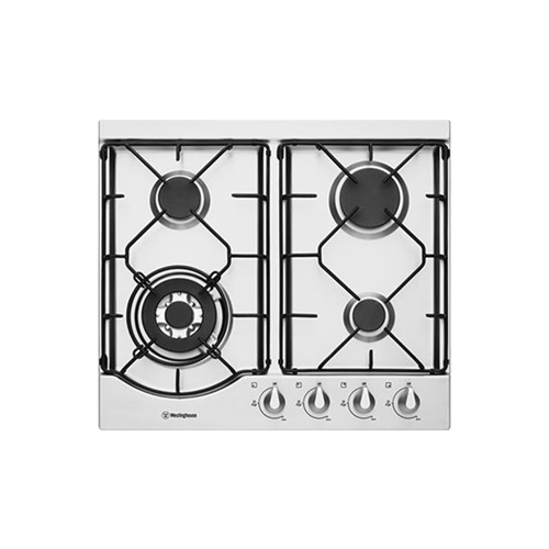 Westinghouse 60cm Gas Cooktop SS