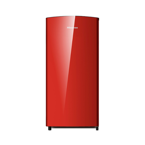 Hisense 157L Bar Fridge Red