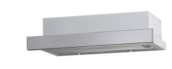 Smeg 90cm Front Recirculating Retractable Rangehood S/S