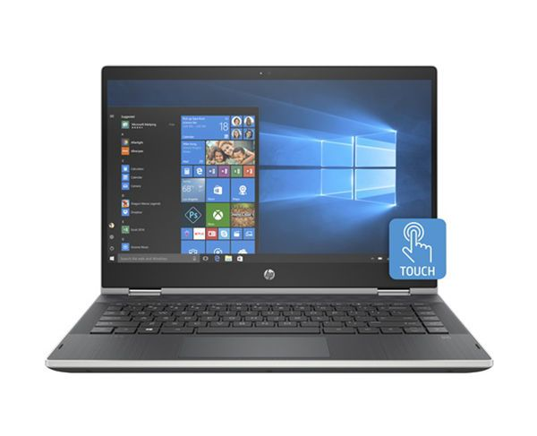 HP 14″ PAVILION X360 TOUCHSCREEN LAPTOP