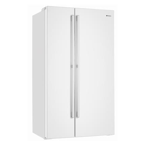 Westinghouse 690L Side By Side Fridge White