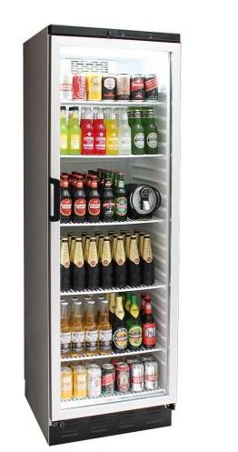 Upright Commercial Glass door fridge VF-FKG371