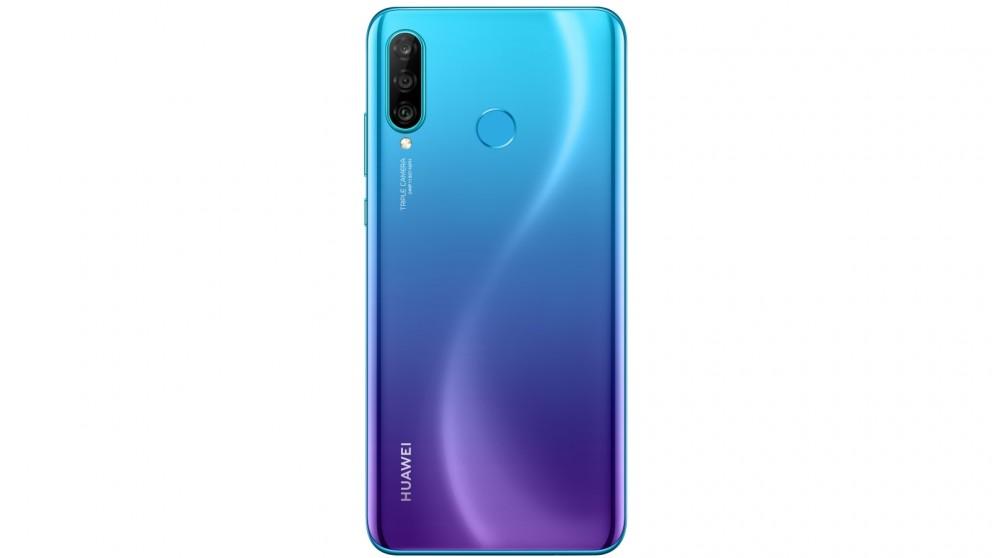 Huawei P30 lite 128GB - Peacock Blue