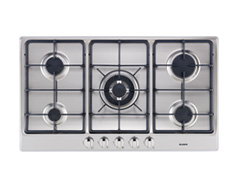 Blanco 90cm Gas Cooktop SS