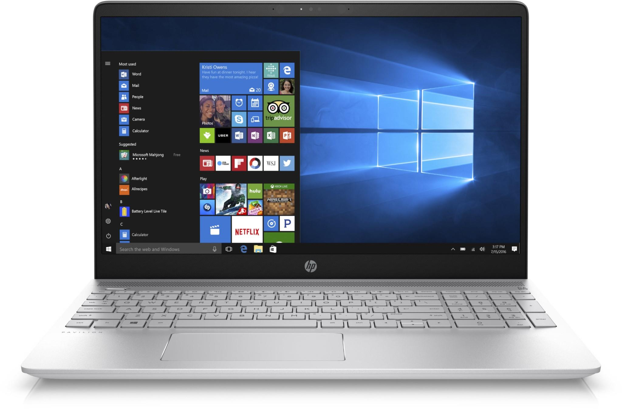 HP PAVILION 15-CK019TX 15.6 LAPTOP
