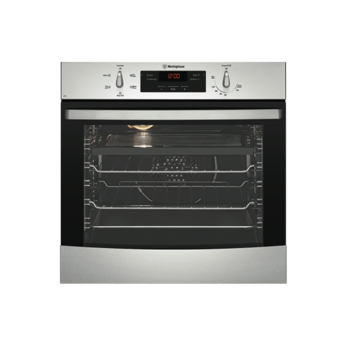 Westinghouse 60cm Multifunction Electric Oven SS