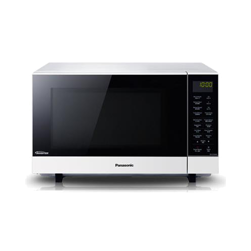 PANASONIC 27L Flat Bed Inverter Microwave