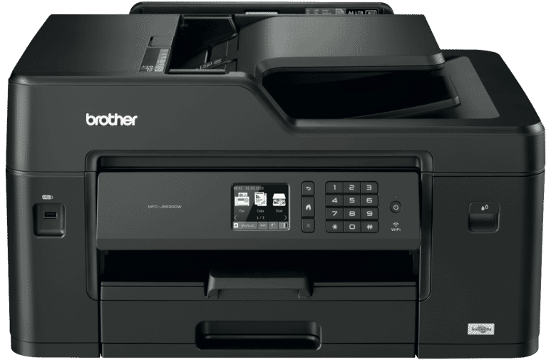 Brother Wireless A3 Inkjet MFC Printer MFC-J6530DW