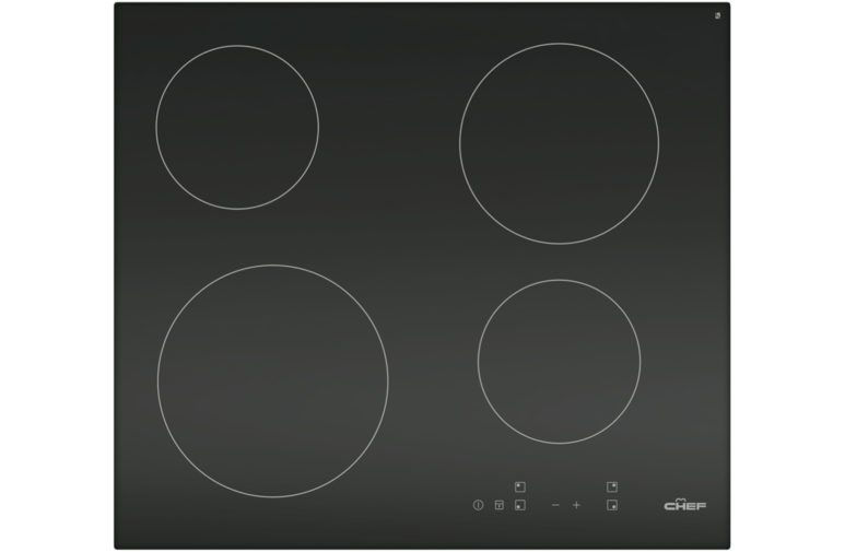 Chef 60cm Touch Control Cooktop