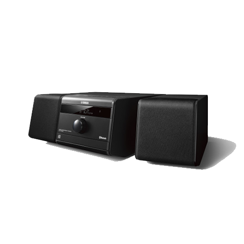 Yamaha Black Micro System