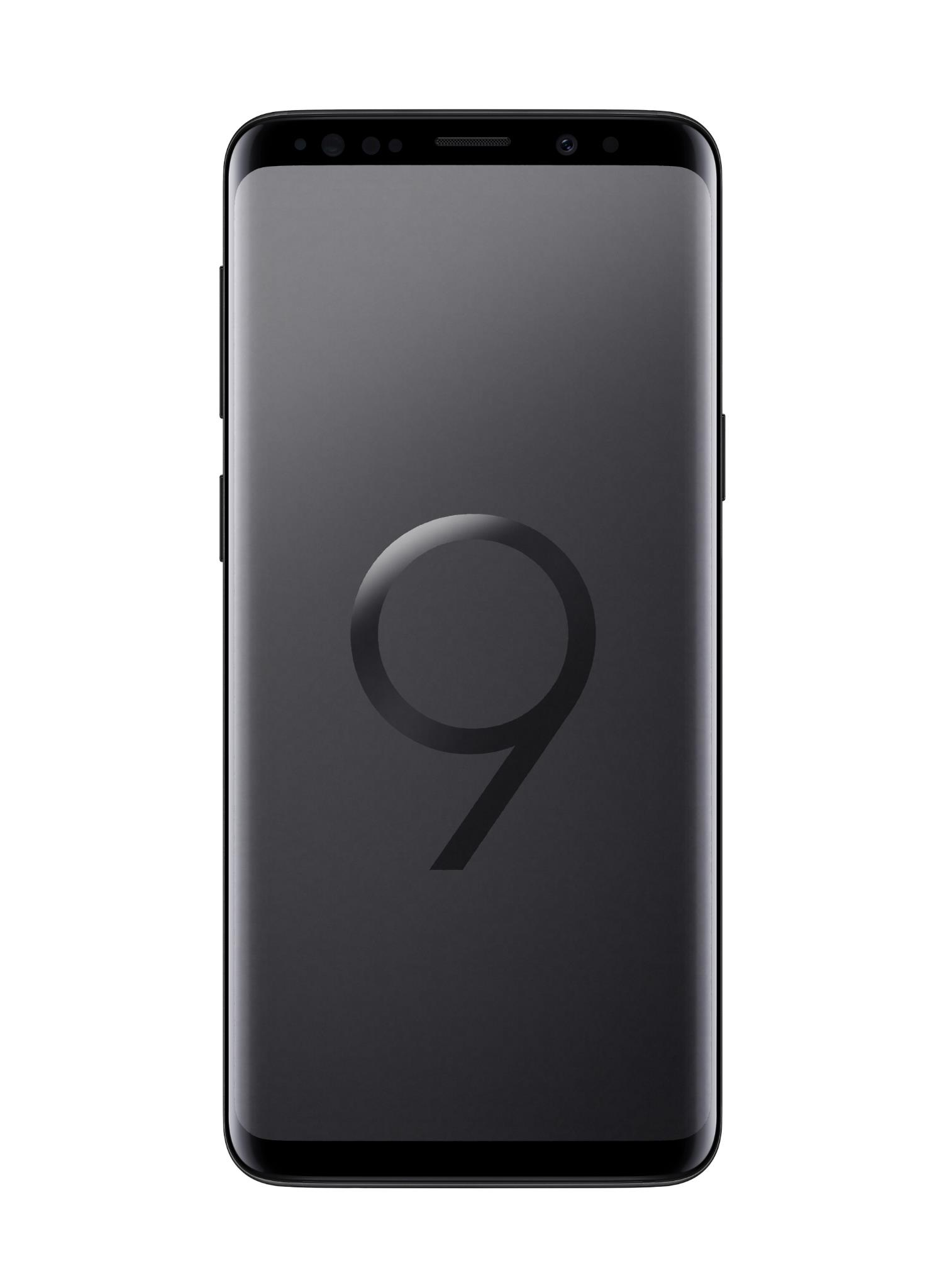 Galaxy S9 64GB - Black