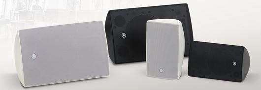 Yamaha Surface-Mount Speakers