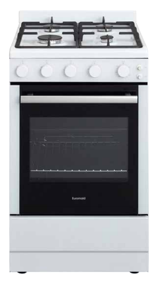 Euromaid 540mm All Gas Upright Cooker